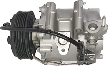 RYC Remanufactured AC Compressor and A/C Clutch IG584
