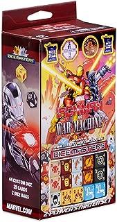 WizKids Dice Masters: Marvel Comics Iron Man and War Machine Starter Set