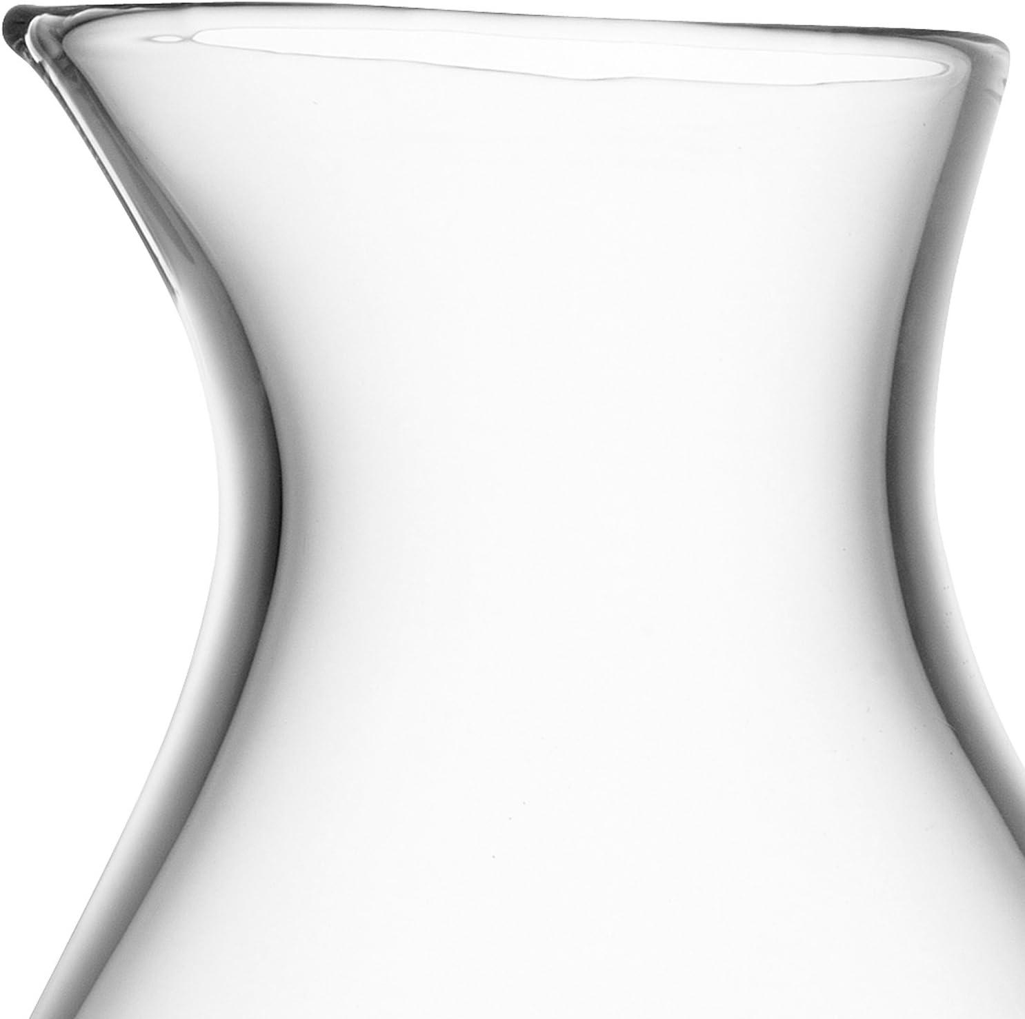 Transparente LSA Ono brocca 1.2 litri trasparente