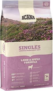 ACANA Singles High-Protein, Ingrediente limitado, Comida seca para adultos para perros
