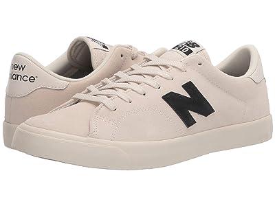New Balance Numeric AM210 (White/Black) Skate Shoes