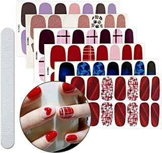 Best nail stickers street Reviews
