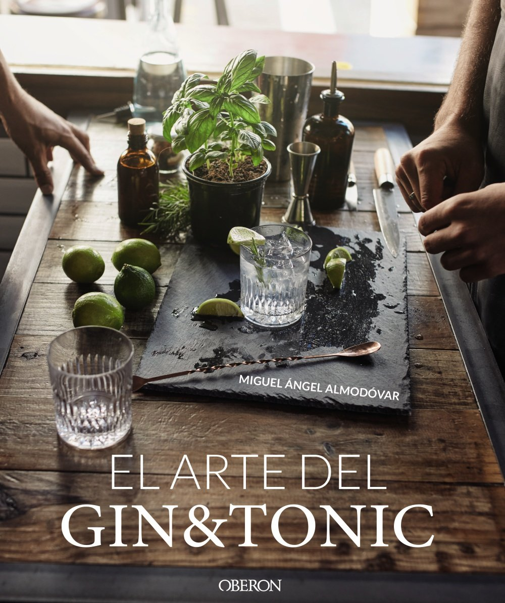 Books Download El arte del Gin Tonic. Edicin actualizada (Libros ...