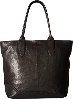 Black Soft Vintage Leather