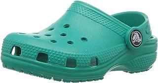 Crocs Kids' Classic Clog, Tropical Teal, 8 M US Toddler