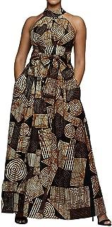 elegant african print dresses