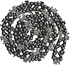 Focuses 22 Chainsaw Saw Chain Blade 0.325 Pitch LP .058 Gauge 86DL Drive Links Replacement 5200 5800 6200 Parts Tool