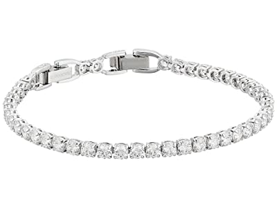 Swarovski Tennis Round Deluxe Bracelet (White) Bracelet