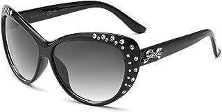 عینک آفتابی چشم بچه گربه ای بچه گانه AGE 6-14 Rhinestone