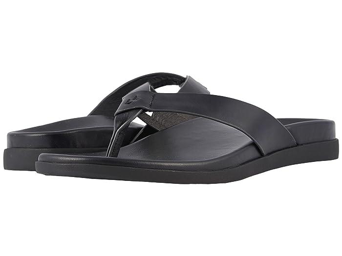 VIONIC  Elijah (Black) Mens Sandals