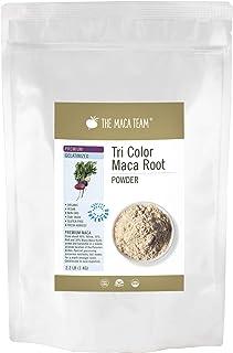 The Maca Team Premium Gelatinized Maca Powder, Potent, Premium Maca Powder, Fair Trade, GMO-Free, 2.2 Pound...