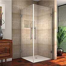Best square corner entry shower enclosures Reviews