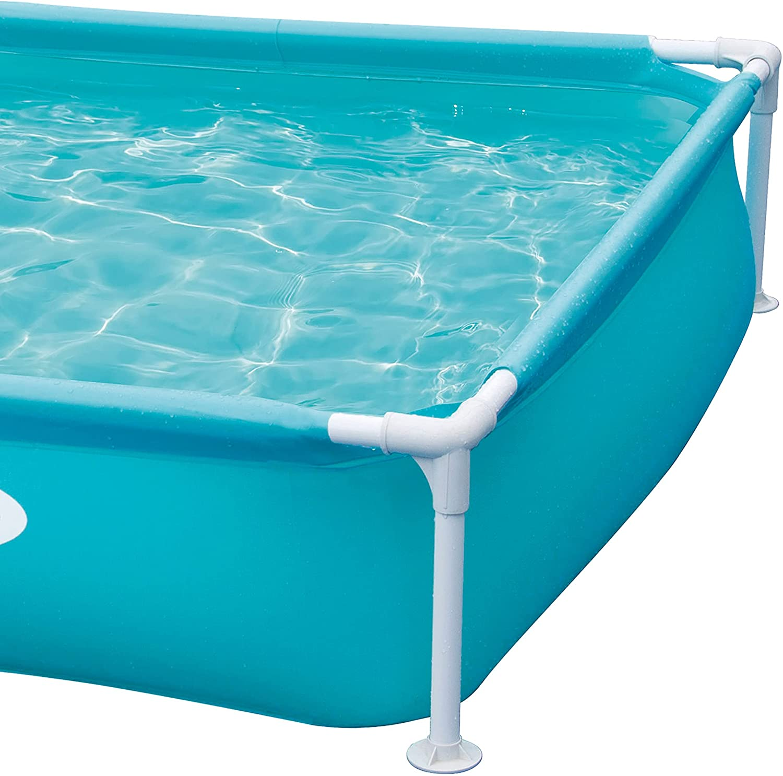 Intex Mini Frame Pool Blue Amazon Ca Toys Games