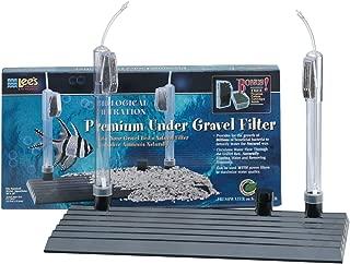 Lee's 10 Premium Undergravel Filter, 10-Inch by 20-Inch