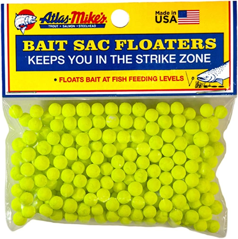 Mike/'s Custom Lures Trout Float strike indicators 6-Pack