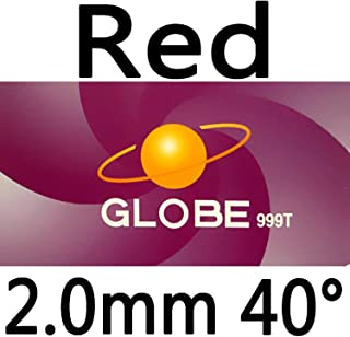 Globe 999T Pips in Table Tennis Rubber Sheet