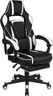 Flash Furniture X40 Gaming Chair Racing Ergonomic...