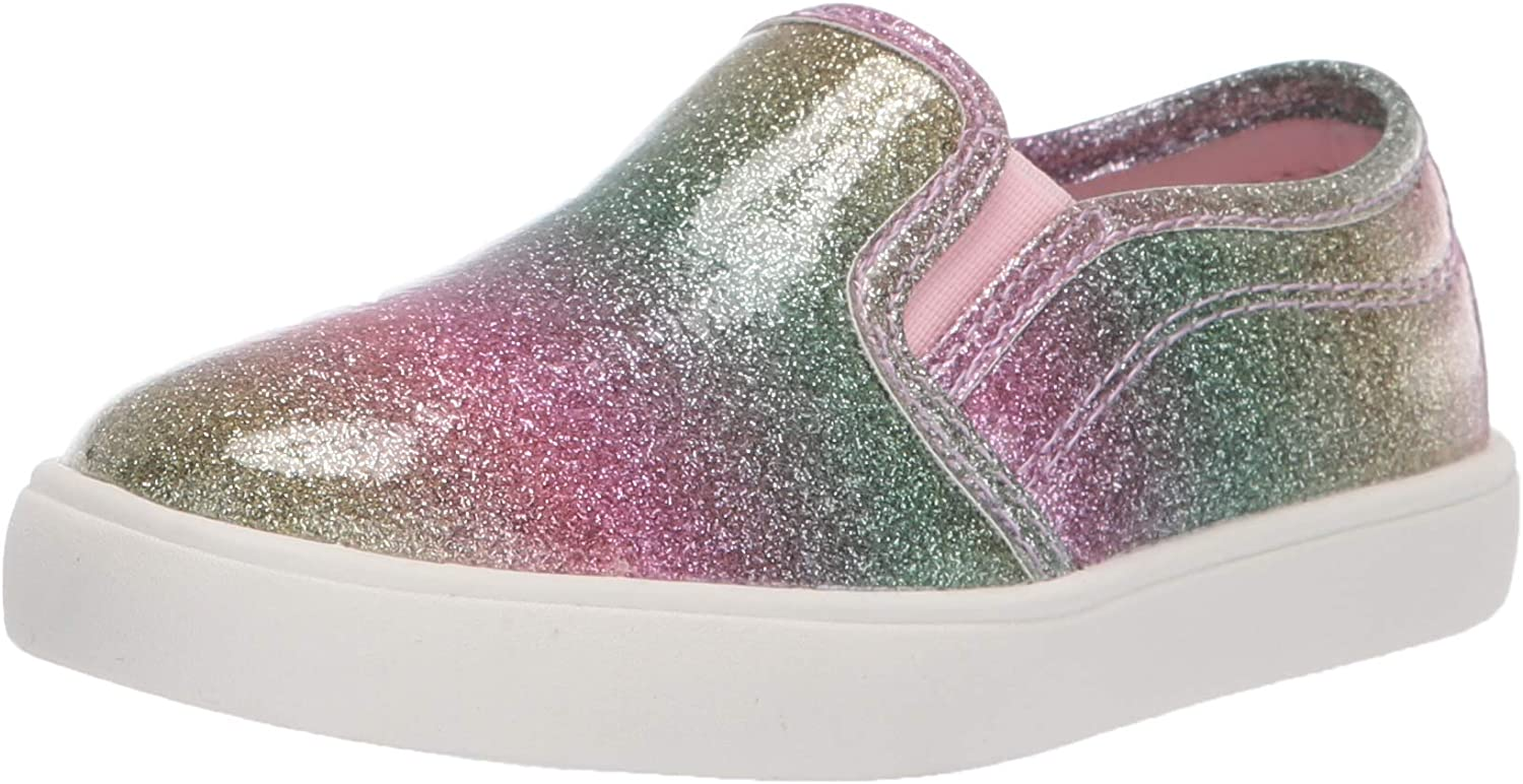 Carter's New life Unisex-Child Tween Casual Slip-on Sneaker Shoes Low price