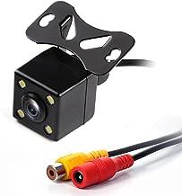 Rear View Camera, GerTong Color HD 170° Wide Angle Viewing Reverse Camera Car Backup Camera