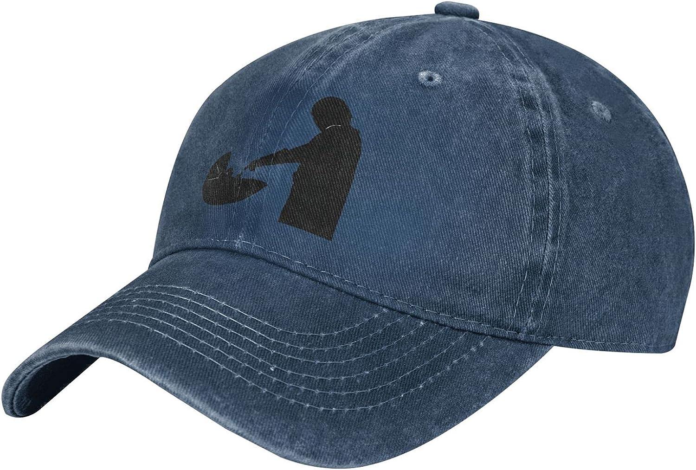 BM3TN6ink Mens Mandalorian Adjustable Cowboy Max 44% OFF Cap Sun El Paso Mall Fash Visors