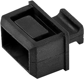 StarTech.com 10 Pack SFP Dust Cover for Open SFP/SFP+ Slot - SFP Plug - Fiber Optic Dust Caps - SFP Port Anti-Dust Cover -...