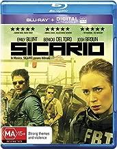 Sicario (Blu-ray + Digital)