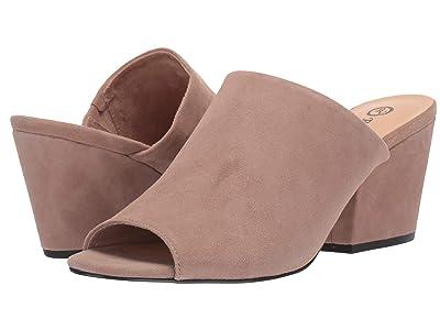 Bella-Vita Kathy (Almond Suede Leather) Women