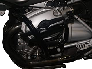 Defensa Protector de Motor Heed R 1200 GS (2004-2012) - Basic Negro