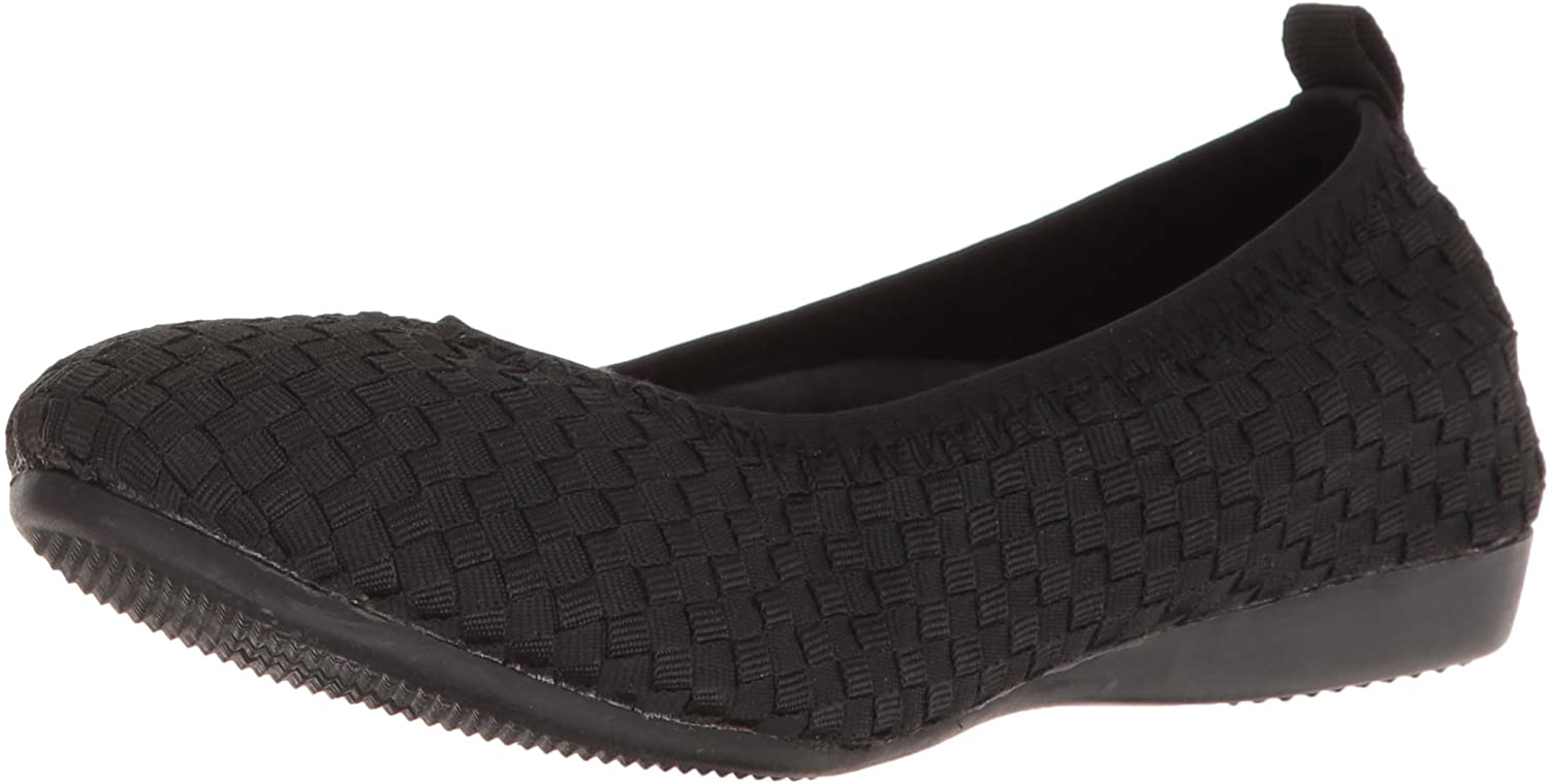 Bernie Mev Womens Curlies Plain Flat