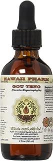Gou Teng Alcohol-Free Liquid Extract, Gou Teng, Cat's Claw (Uncaria Sinensis) Hook Glycerite Hawaii Pharm Natural Herbal S...
