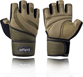 SIMARI Workout Glovesfor Women Men,Training Gloves with...