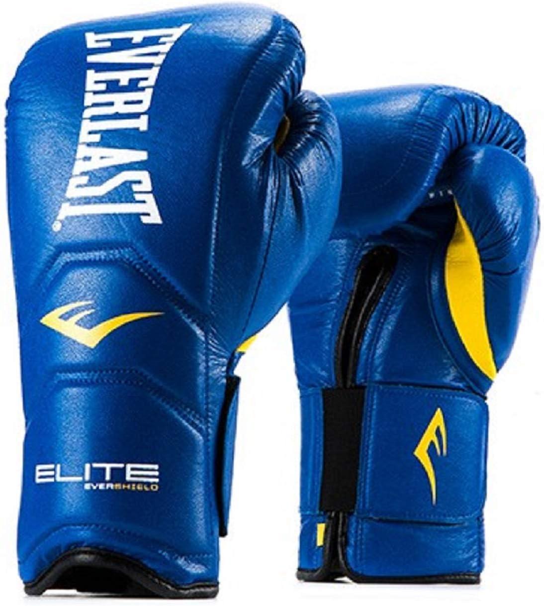 Everlast Max 53% OFF Elite Super popular specialty store Hook Loop Gloves Training