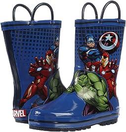 Avengers Rain Boots AVS505 (Toddler/Little Kid)
