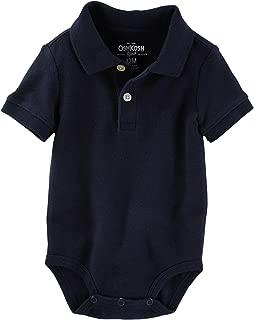Baby Boys' Knit Bodysuit 11872812, Blue, 18 Months