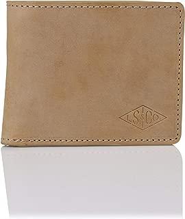 Levi's Brown Men's Wallet (37541-0215)