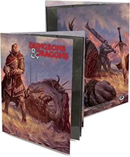 Ultra Pro Officially Licensed Dungeons & Dragons Giant Killer Character Folio