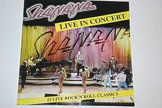 ShaNaNa Live In Concert -- 21 Live Rock 'N' Roll classics