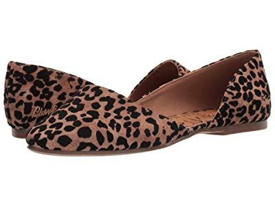 Blowfish Madera (Caramel Leopard Ojai PU) Women