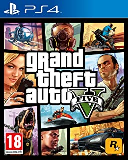 Grand Theft Auto V (GTA V) (PS4), Modelo antiguo