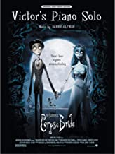 Victor's Piano Solo (from Corpse Bride) - Sheet Music