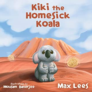 Kiki the Homesick Koala