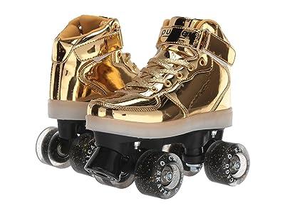 Chicago Skates Pulse Light-Up Quad (Little Kid/Big Kid/Adult) (Gold) Shoes