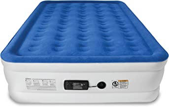 SoundAsleep Dream Series Air Mattress with ComfortCoil Technology & Internal High..