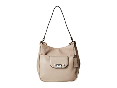 SOLE / SOCIETY Kaii Shoulder Bag (Stone) Shoulder Handbags