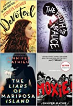 Jennifer Mathieu 4 Books Collection Set (Moxie, The Truth About Alice, Devoted & The Liars) NETFLIX