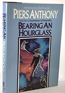 Bearing an Hourglass (Book Two of Incarnations of Immortality)