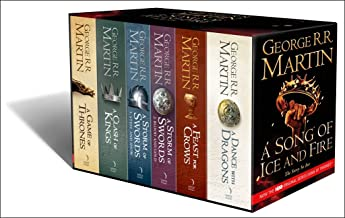 are all the game of thrones books out