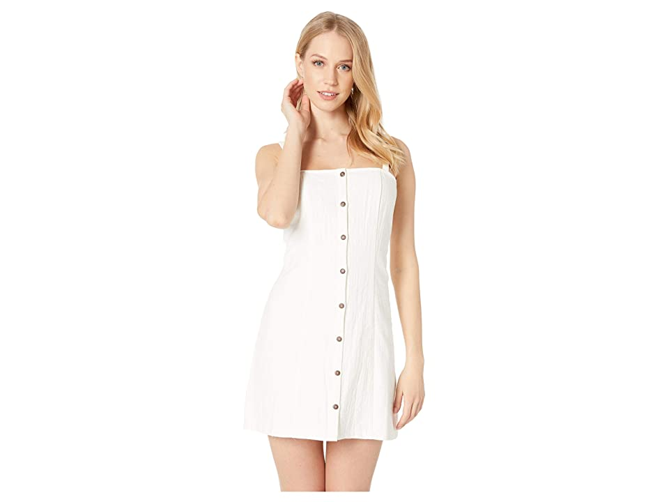 MINKPINK Farraday Mini Dress (White) Women