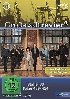 Großstadtrevier - Box 29/Folge 439-454 (Staffel 33)