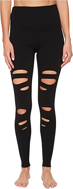 Hard Tail - Flat Waist Laser Ankle Leggings
